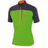 Karpos Roccia - Camiseta manga corta - gris/verde